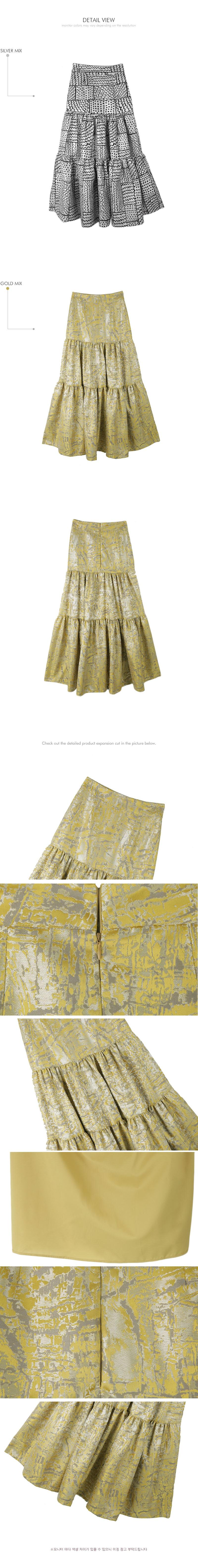 Chân Váy Maxi Hàn Quốc - CV4279